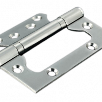 Sub-Mother Hinges, Stainless Steel, 2 Ball Bearing, 4 inch x 3 inch x 3 mm